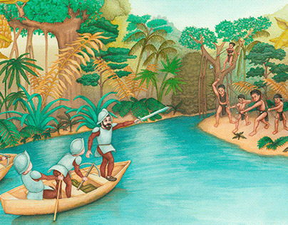 How the Amazon River Got Its Name