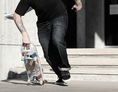Movement Skateboards | decks