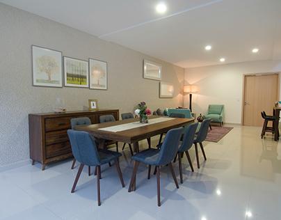 Interiores Residencia Sorteo UPAEP 2018