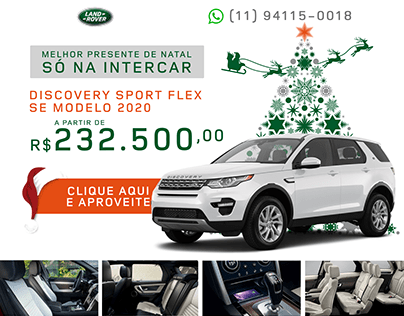 Land Rover - Grupo Itavema - Agência G+P Digital Ltda.