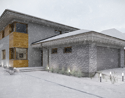 House 7 - winter edition
