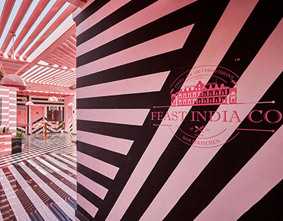 | Feast India Company by Renesa Architects