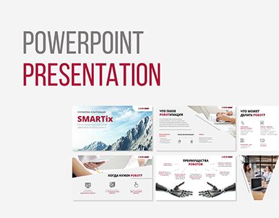 PowerPoint. CSBI. SMARTix