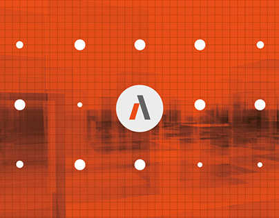 Corporate identity for fire protection company Ampeng