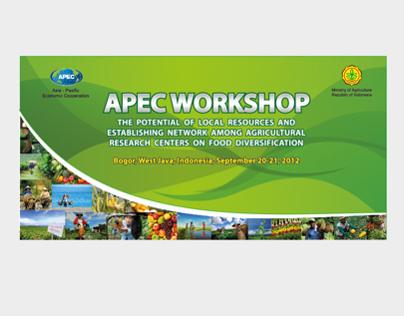 Event Design for APEC Workshop 2012