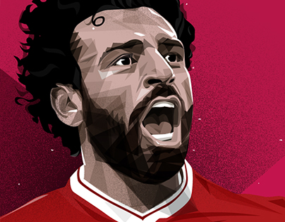 Mo Salah for LiveWire sport