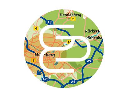 Igelwirt Map