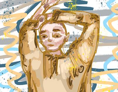 Акварельные иллюстрации 5