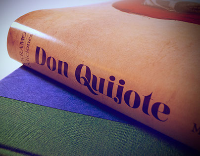 Don Quijote - Book Illustration