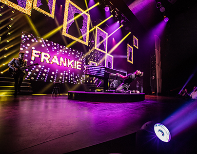 Frankie Moreno @ Planet Hollywood