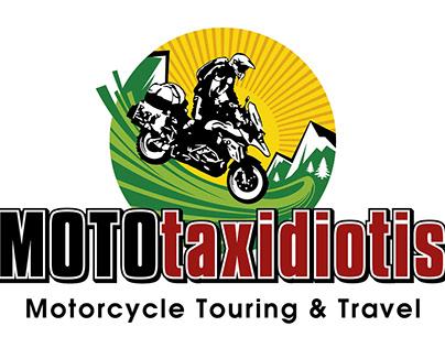 Mototaxidiotis Brand Identity
