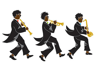 Jazz Figures