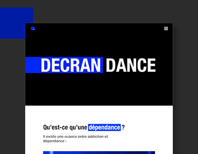 DECRANDANCE - Web Interface