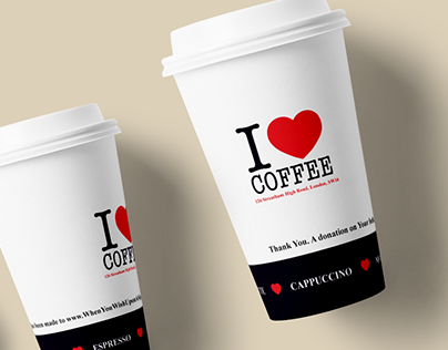 I Love Coffee | Visual Identity