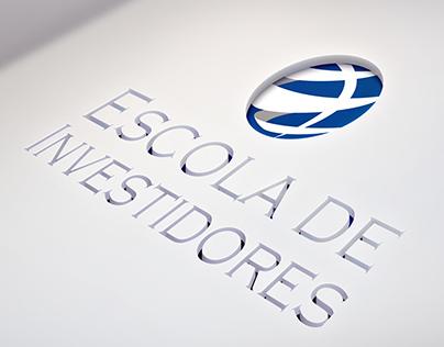 REDESIGN DA MARCA ESCOLA DE INVESTIDORES