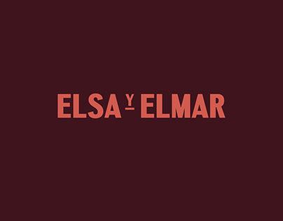 Elsa Y Elmar