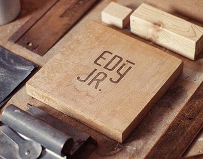 Edy Júnior - Visual Identity