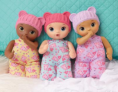 Hasbro Baby Alive Snugglin' Sarina