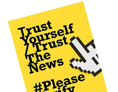 Defy Apathy : misinformation awareness