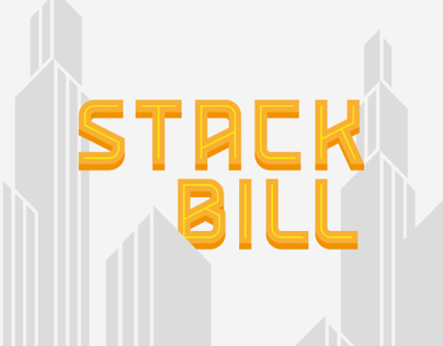 Stack Bill Font