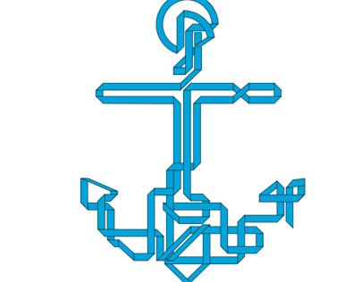 Ribbon Anchor
