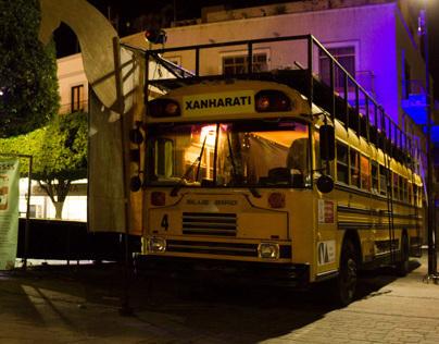 """Fotografía """"Proyecto Xanharati: Teatro sobre ruedas"""""""