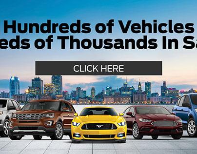 Ford Model Lineup Slideshow Image