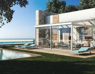 Mediterranean Villa (2020)