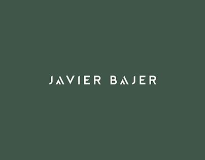 Javier Bajer / Logo & Website