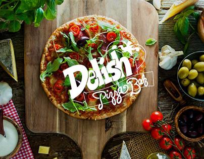 Social Media Marketing for Delish Pizza Bar