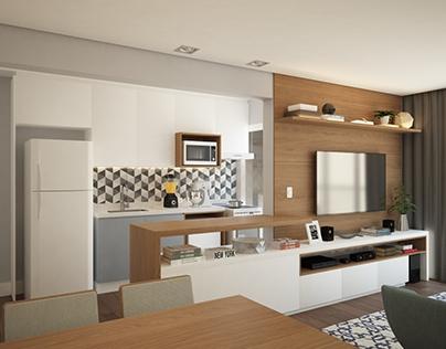 Apartamento Vila Andrade II
