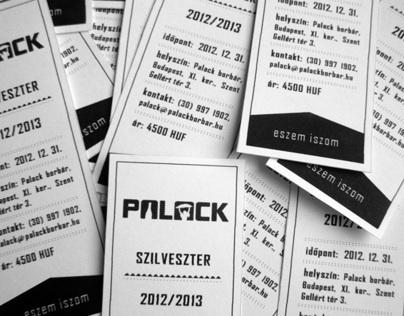 Palack_szilveszter 2012/2013