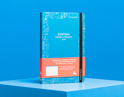 Austral daily planner 2018