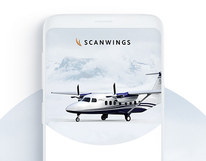Scanwings | Airline Concept
