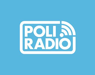 POLI.RADIO   Rebranding + Website