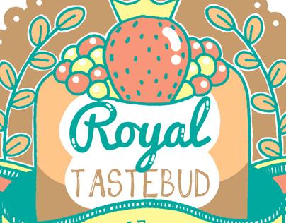 [Royal Tastebud cafeteria Corporate Identity