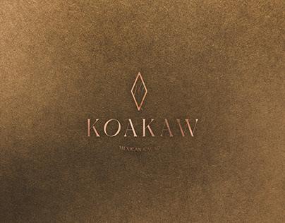 Koakaw, Mexican Cacao, Branding, San Francisco, Ca.