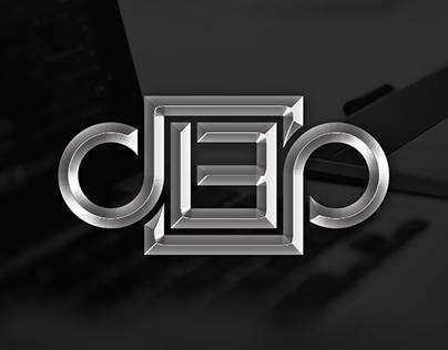 Alea Graphic (text logo design / logotype / signature)