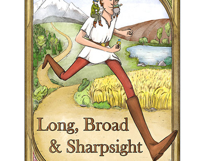 Long, Broad and Sharpsight