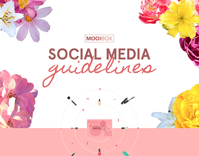 Social Media Guidelines - MooiBox India