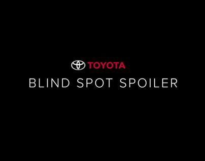 Blind Spot Spoiler - Toyota