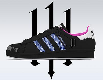 Adidas Superstar x 111 Pabllo Vittar