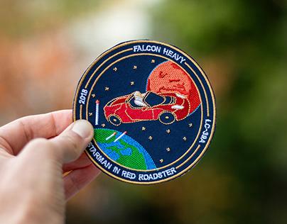 Starman Mission Patch