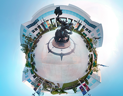 Tiny Planets at Blizzard Entertainment