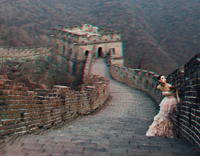 Mimicry China - 3D photography