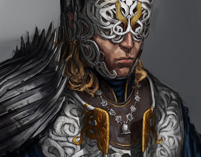 Character Concept Illustrations- Path Of Exile