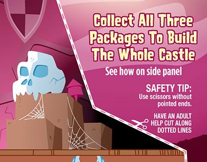 Monster Cereals Back Panels - Target Exclusive