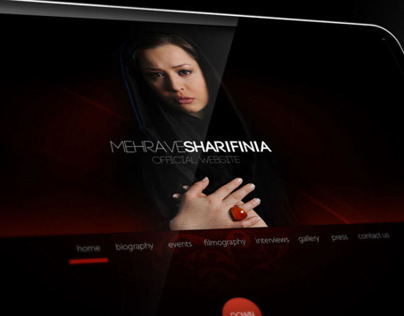 Mehrave Sharifinia | Website Design