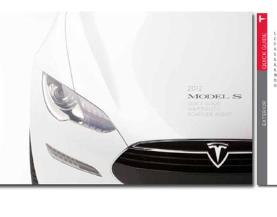 Tesla Motors Model S Brochure