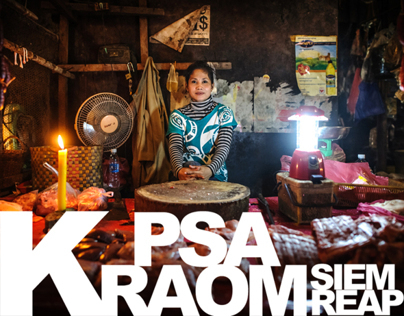 Psa Kraom, Siem Reap